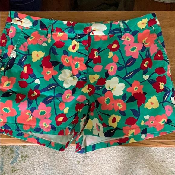 Elle Pants - NWOT Floral Shorts